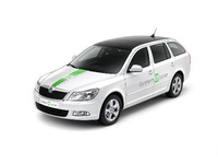 Skoda initiates practical testing of Octavia Green E Line
