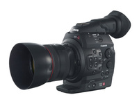 Canon launches EOS C300 Digital Video Camcorder