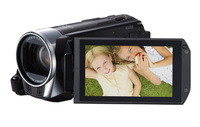 Canon LEGRIA HF R-series with Wi-Fi and Cinema-style features