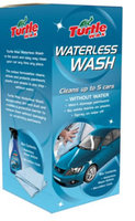 Waterless Wash