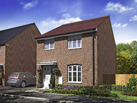 Discover the new show home at Gerddi Rhiwderyn
