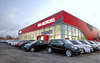 First UK Red Cube Kia showroom opens at Arnold Clark Northwich