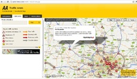 TomTom to deliver real-time traffic information to the AA website