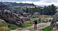 Madrid - Lisbon by mountain bike