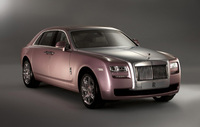 More Rolls-Royce Ghost clients turn to bespoke personalisation