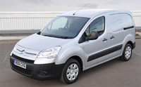 Citroen Berlingo is Institute of Transport Manager's 'Best LCV 2012'