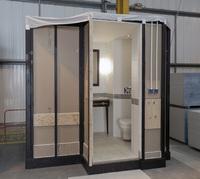 Caledonian Bathroom Pods Make A Big Splash Easier