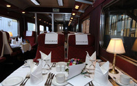 Jump on a private Pullman train to the 2012 Cheltenham Festival