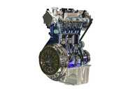 Ford's 1.0-litre EcoBoost turbo petrol engine debuts in all-new Focus