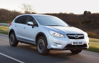 Subaru XV crossover prices announced