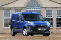 Doblo Cargo - now available with 3 years unlimited mileage warranty