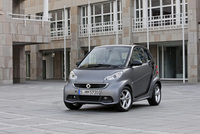 smart fortwo 2012: the new look