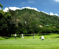 Tee-off in Malaysia at one of 200 golf courses