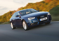 'E' is for even greater efficiency in new Audi A5 TDI models