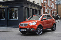 SsangYong Springs into '12' with limited edition Korando LE