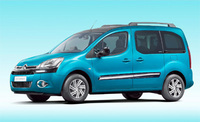 Citroen's Berlingo Multispace & Dispatch Combi upgraded for 2012