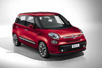 Fiat 500L - World preview at the Geneva Motor Show