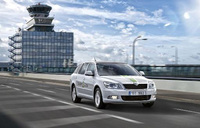 Skoda Octavia Green E Line: E-mobility under everyday conditions