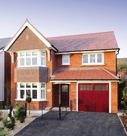 Unlock a move to a new home in Rochdale with Redrow