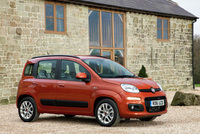 The new Fiat Panda - yours for under £9000