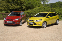 Euro NCAP Ford Focus is 'Best in Class' small family car