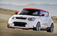 Kia Track'ster concept unveiled
