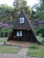 Pop the question in a cosy lodge!