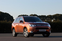 New generation Mitsubishi Outlander