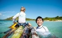 New Swallows and Amazons adventure in Antigua