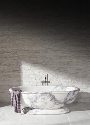Impressive Stone Baths And Basins Easier