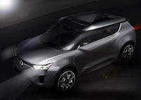 XIV-2 concept by SsangYong