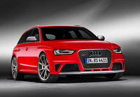 All-new RS 4 Avant - Audi A4 to the power of eight