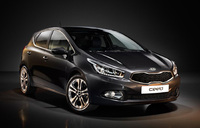 All-new Kia cee'd has designs on the future