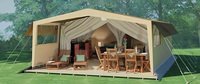 Five-star camping in Cornwall goes glam