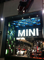 Shopaholics storm new MINI store at Westfield Stratford City