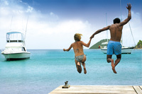 Leap Year propose and win dream honeymoon to Antigua