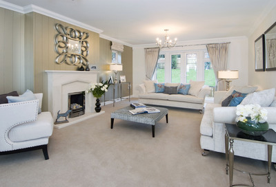 Last opportunity at allington gardens easier for Show home living room designs