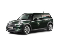 The MINI Clubvan Concept - more space for style
