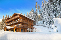 Stay at Sir Richard Branson's ski chalet in Verbier