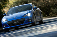 Subaru BRZ UK specification