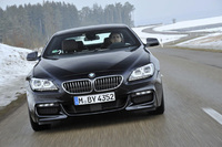 BMW 640d xDrive Coupe and Convertible