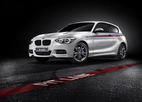 BMW Concept M135i: Top athlete for the premium compact segment