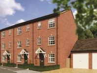 Stylish three storey living in Hereford