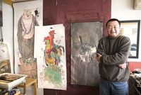 Meet Chinese artists, tour their studios