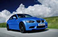 BMW M3 Coupe and Convertible Limited Edition 500