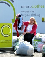 Textile recycling company shortlisted for prestigious award