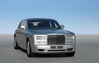 The Rolls-Royce Phantom Series II
