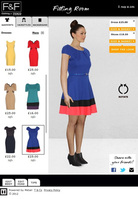 Tesco clothing online first with virtual 3D fitting room