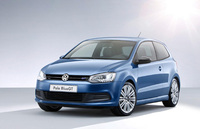 The Volkswagen Polo BlueGT: Fast, fun and very frugal