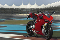 Ducati and the 1199 Panigale to attend the Scottish show